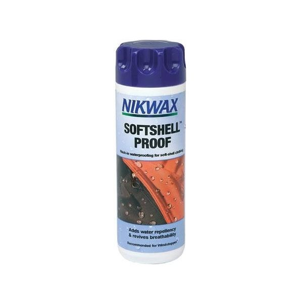 impregnat nikwax softshell proof