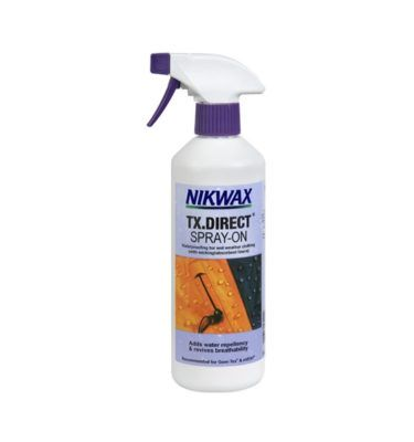 nikwax impregnat tx.direct spray-on