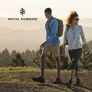 Odzież outdoor marki Royal Robbins