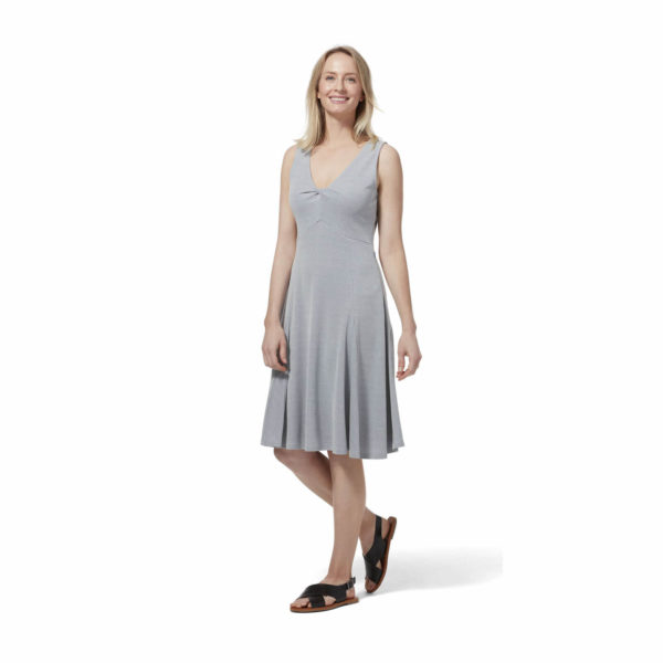 Sukienka Royal Robbins Spotless Traveler Dress szara Y316006