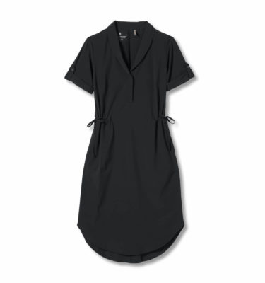 Sukienka Royal Robbins Spotless Traveler Dress czarna Y326007
