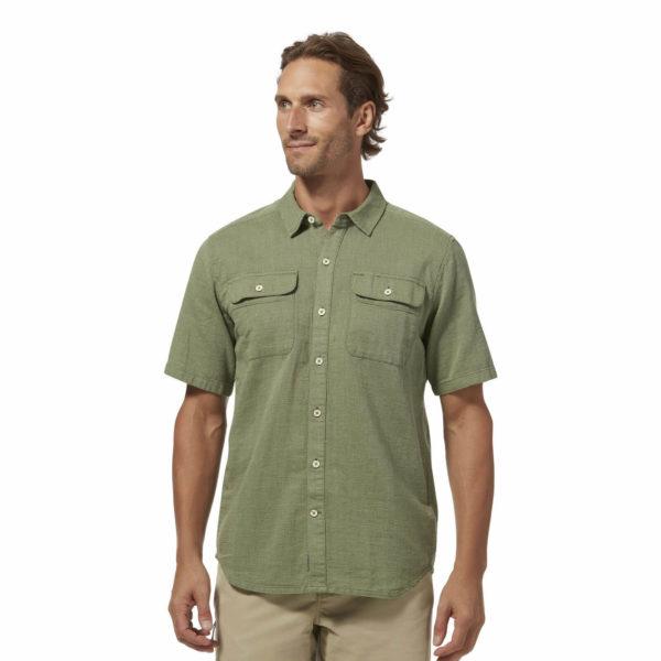 Koszula męska Royal Robbins Mesh Eco Short Sleeve Y71914