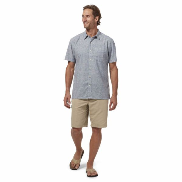 Koszula męska Royal Robbins Hempline Short Sleeve Y721006